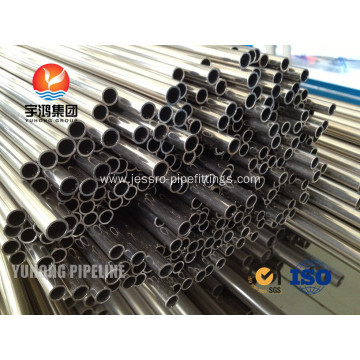 Seamless Tubes ASME SA213 TP316L Bright Annealed